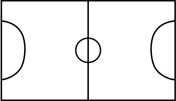 football pitch diagram to print 3 way guitar switch wiring basketball court blank toyskids co soccer field clip art at clker com vector printable for