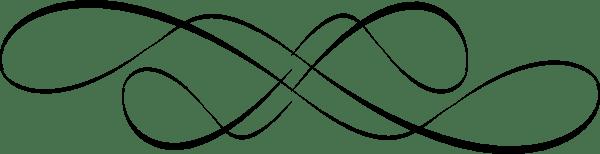 Swirly Flourish Clip Art at Clkercom  vector clip art online royalty free  public domain