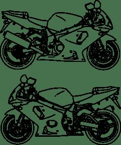 Harley Motorcycle Engine Drawing, Harley, Free Engine