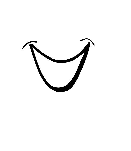 Cartoon Smile Clip Art at Clker.com - vector clip art online. royalty free & public domain
