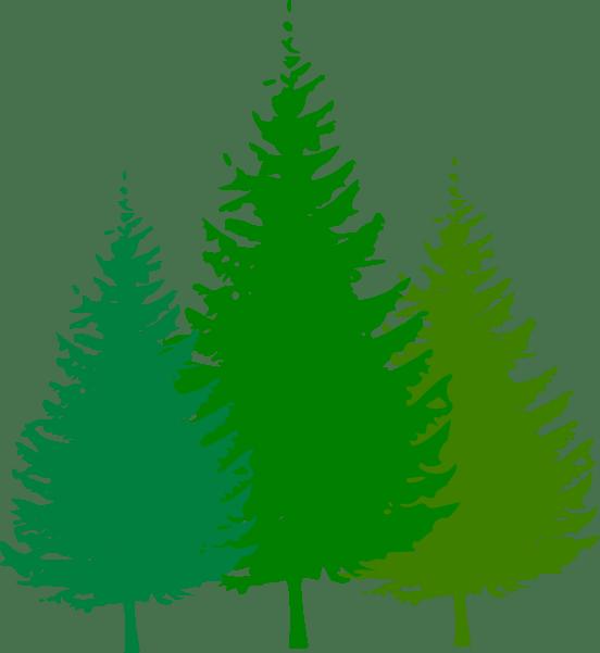 Forest Logo Clip Art at Clkercom  vector clip art online