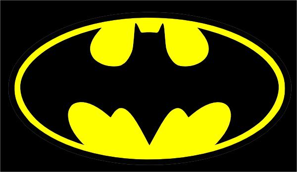 logo batman clip art