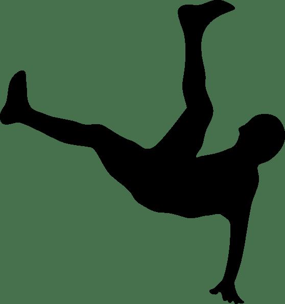 Down Stick Figure Laying