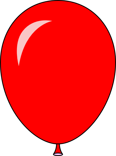 red balloon - light lft clip