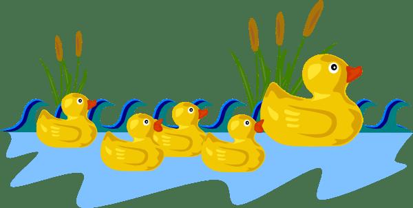 duckling clip art
