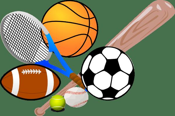 play sports clip art