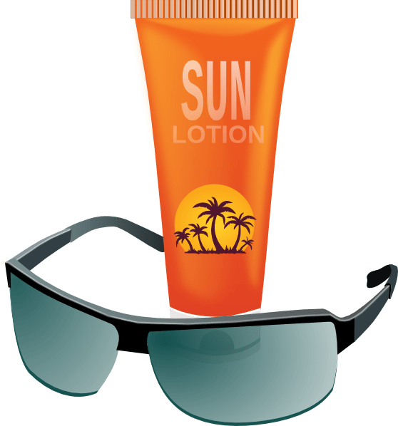 Image result for free clip art sun tan lotion transparent