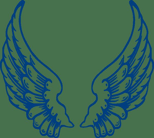 bbb angel wings clip art