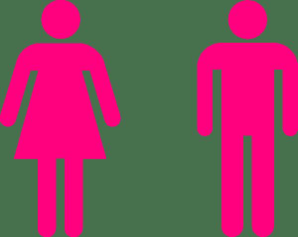 Pink People Clip Art at Clkercom  vector clip art online