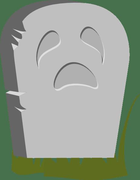 tombstone set grass bright clip