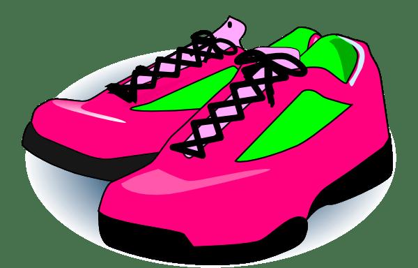 karson blaster shoes clip art