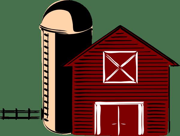 traditional barn clip art