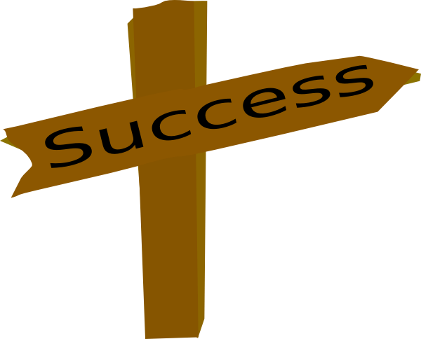 success clip art
