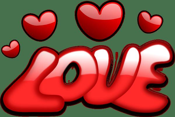 love clip art - vector