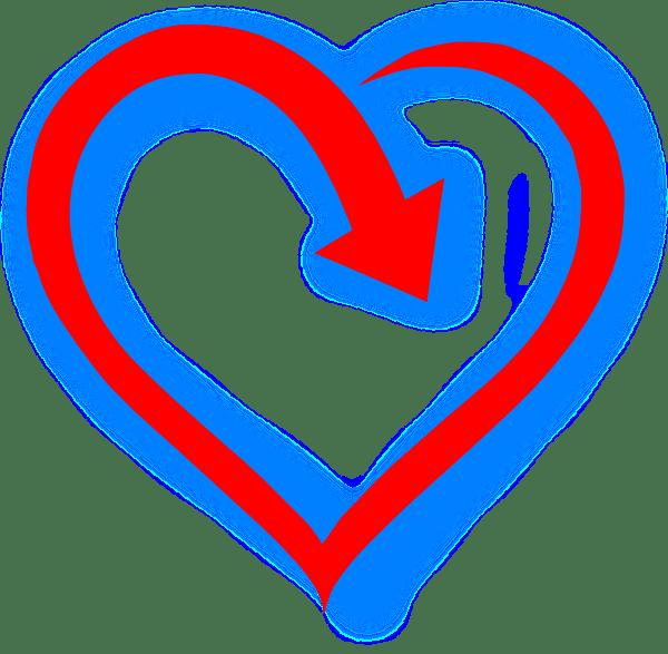 love returns clip art