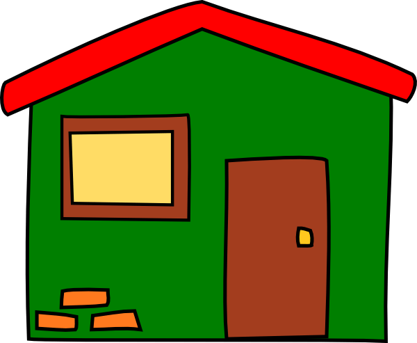 Home Home Home6 Clip Art at Clkercom  vector clip art