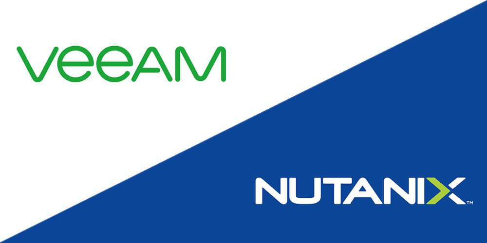 Veeam Availability for Nutanix AHV
