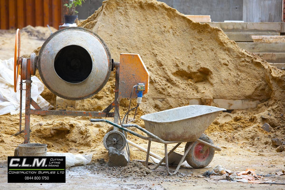 Cement Mixer Safety – 7 Top Tips