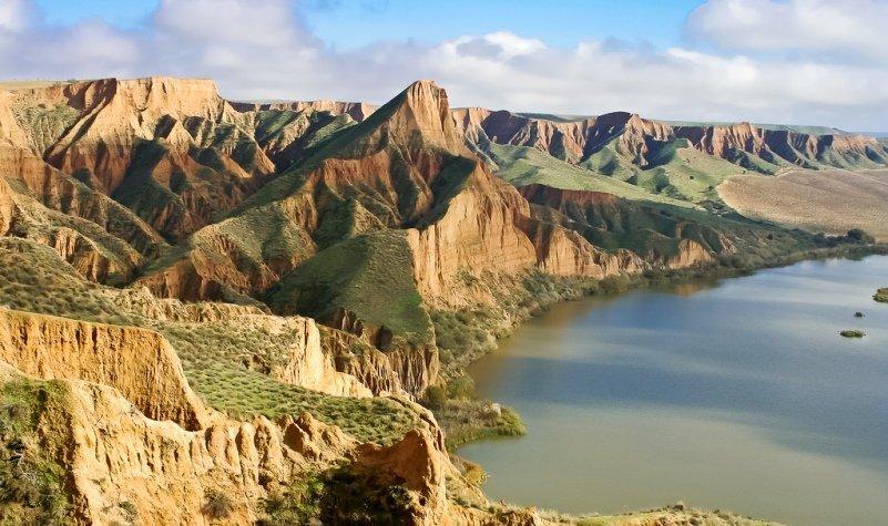 Las Barrancas de Burujón (Toledo) entre los diez atardeceres más bonitos de toda España