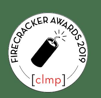 Congratulations to the 2019 Firecracker Awards Winners