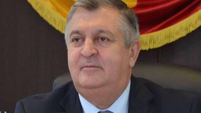 Daniel Ștefan Drăgulin. FOTO Facebook D. D.