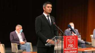 Candidat PSD Călărași la alegerile parlamentare. FOTO Facebook