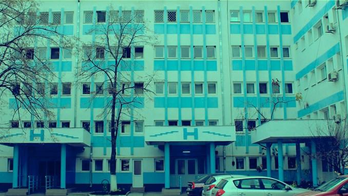 Spitalul Municipal Oltenița. FOTO SMO