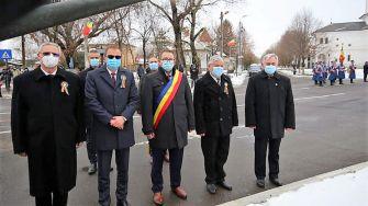 Ziua Naţională a României s-a sărbătorit, astăzi, în Călărași FOTO Facebook Primăria Călărași