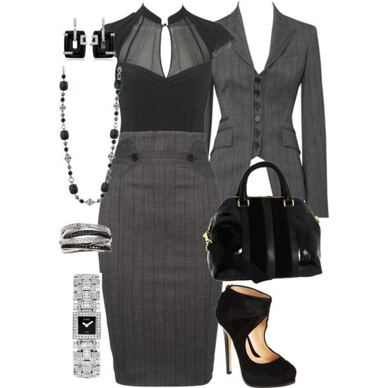 Power Dressing Styles For Working Women