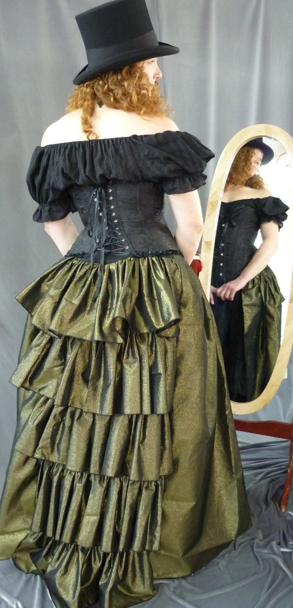 Steampunk Clothing & Hats Cloak Dagger Creations