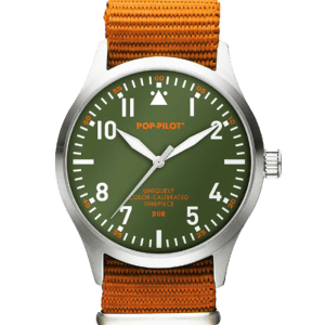 Pop Pilot jungle orange 1