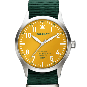 Pop Pilot jungle green 1