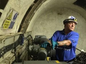 Brighton Sewer tour with Stuart Slark