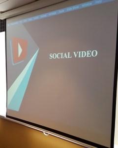video SEO training presentation