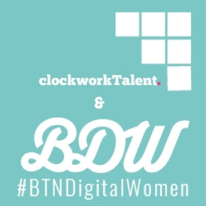 clockworkTalent and Brighton Digital Women