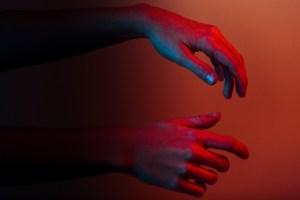 Spooky Hands