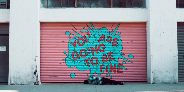 You are going to be fine
