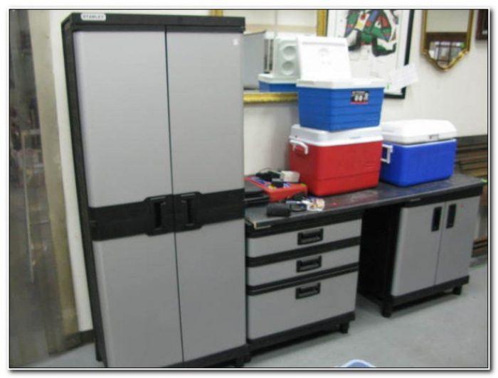 Stanley Garage Storage Cabinets Cabinet Home Design