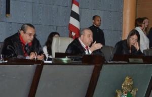 Guerreiro Júnior conduziu a  última sessão como presidente (1)