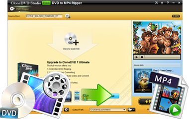 dvd to mp4 ripper