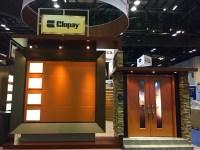 Clopay Highlights New Contemporary Garage Doors at IBS 2017