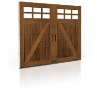 Carriage House Style Garage Door Designs  Clopay Buying Guide