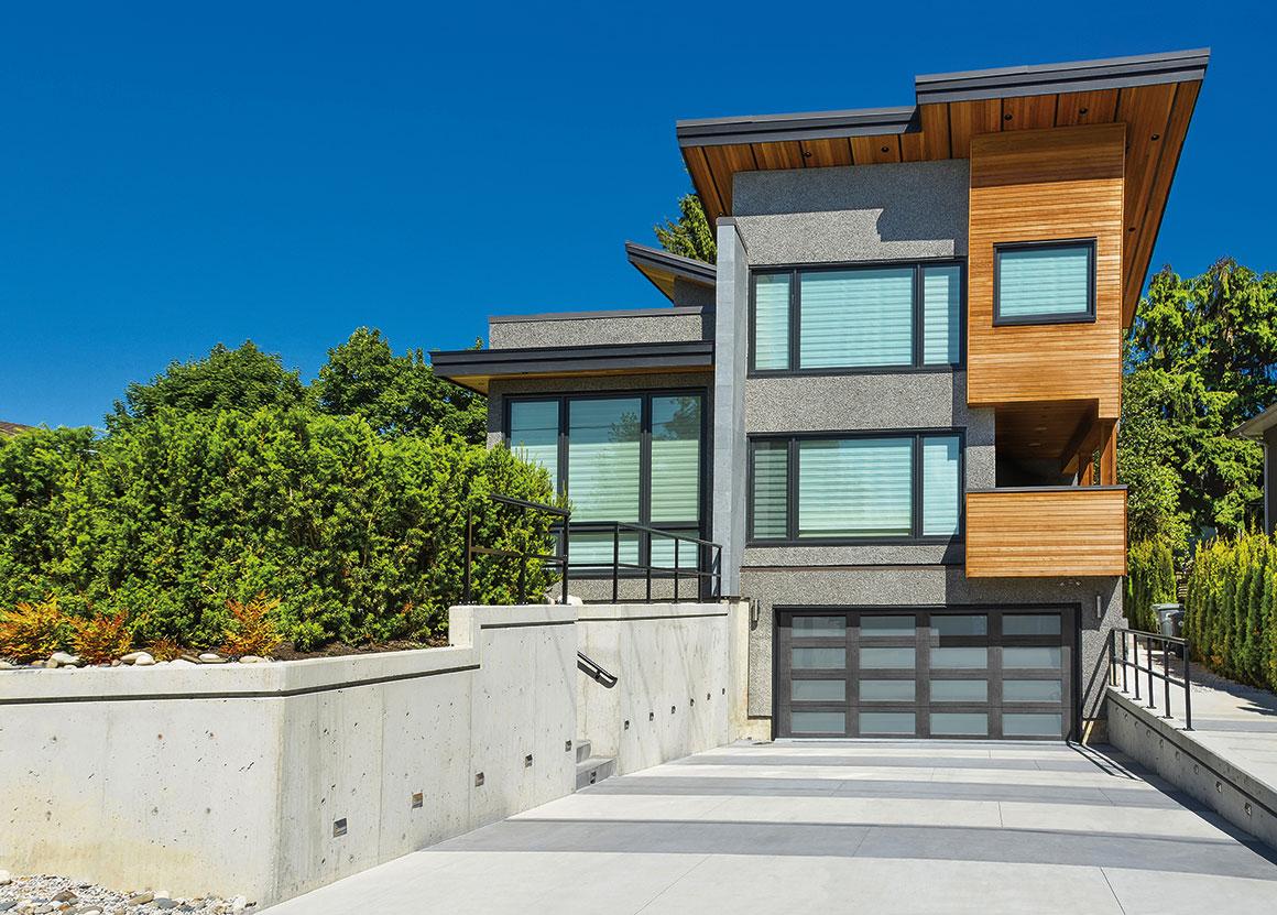 Canyon Ridge Collection Modern Series - Garage Doors