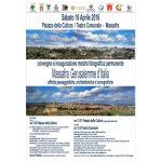 Manifesto Mostra Massafra Gerusalemme d'Italia