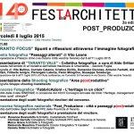 Festa dell'Architetto