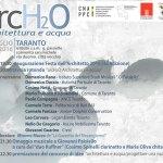 Festa dell'Architetto Architettura e acqua Progettare una risorsa