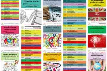 grafica centro culturale Massafra (TA)