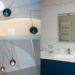progetto illuminazione bagno