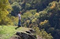 La terrasse des Roches D'Arbuel