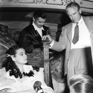 Vivien Leigh Clark Gable Victor Fleming Autant en emporte le vent